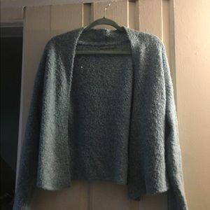 Sweaters - Light blue soft cardigan from Nordstrom